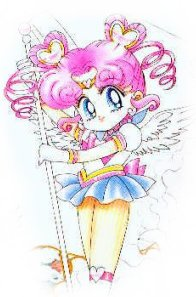 Sailor ChibiChibiMoon